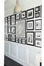 black picture frames wall. Contemporary Black Black And White Photos Gallery Walll Throughout Black Picture Frames Wall T
