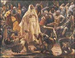 Image result for pictures of jesus being rejected by the jews