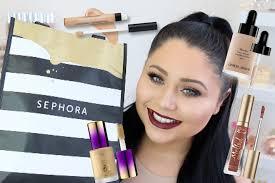 what s new at sephora makeup haul 2016