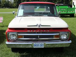1962 Mercury 100 Styleside pickup / Canadian | Random | Pickup ...
