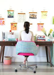 decorating your office cubicle. How To Decorate Your Office Whimsy Pop Desk By Oh Joy Decorating Cubicle Walls .
