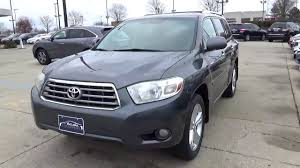 102049A 2010 Toyota Highlander Limited For Sale Columbus Ohio ...
