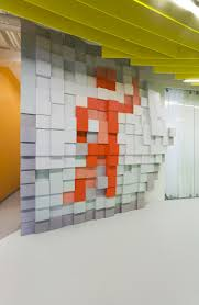 office feature wall ideas. contemporary wall office tour yandex saint petersburg ii by za bor architects to feature wall ideas n