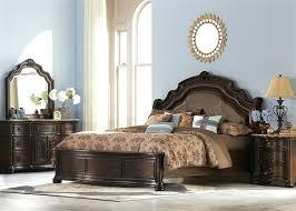 Mirror Finish Bedroom Furniture Platform Bed 6 Piece Bedroom Set In Rich  Nutmeg Finish By Liberty . Mirror Finish Bedroom Furniture ...