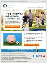 Gerber Growth Chart Gerber Life Insurance Help Protect Your Mvp With The Grow