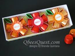 qbee s quest rolos flower with gift box pd tutorial