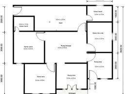 desain rumah idaman dengan berbagai type dan denahnya fimell