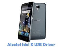 Download Alcatel Idol X USB Driver ...