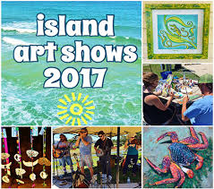 Island Art Show - Outer Banks Guides