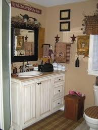 country bathroom colors:  ideas about country bathroom decorations on pinterest primitive bathroom decor country baths and bath shelf