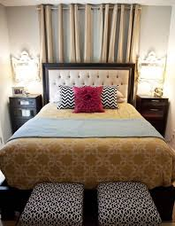 Fancy Headboard Ideas For Small Bedrooms 72 With Additional Modern  Headboards with Headboard Ideas For Small Bedrooms