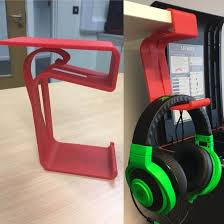 image of best headphone stand headset stand for desk or shelf