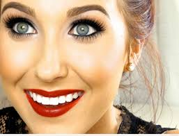 3bc6264bd4dc59d885f88dc2335198d8 eye makeup ideas with red lips eye makeup