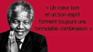 10 Citations De Nelson Mandela Pour Te Motiver Citations Motivantes Et Inspirante Pour Réussir