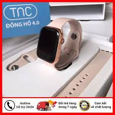 Đồng hồ thông minh T500 Plus kiểu dáng Apple watch series 5 bản nâng cấp  chống nước
