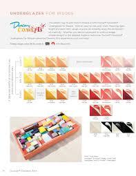 Duncan Concepts Color Chart Duncan Color Selection Guide 2017 Page 14