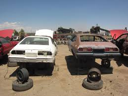 Junkyard Find: 1977 and 1978 Ford Mustangs - The Truth About Cars