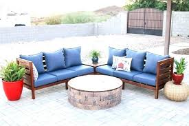outdoor sectional furniture sofa part 1 how to build the a couch your own leather