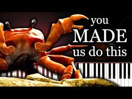 crab rave piano tutorial