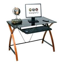 walker edison desk l shaped desk with keyboard tray glass and wood computer desk with pullout walker edison desk