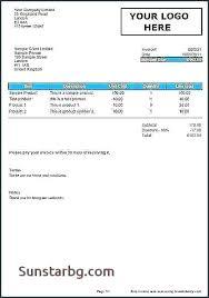 ms invoice ms invoice template