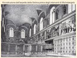 「Cappella Sistina 1512」の画像検索結果