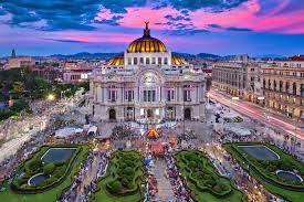 Eat in Mexico City