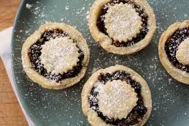 homemade all fruit mincemeat and tarts