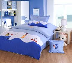 image of twin bedding for boys theme