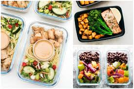 Weekly Lunch Prep 11 Weekly Meal Prep Ideas Thatll Make Your Life So Much Easier