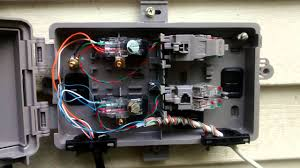 nid box home wiring diagram colors nid wiring diagram throughout