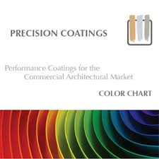 Precision Color Chart Precision Coatings