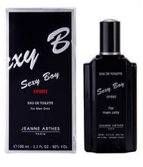 <b>Jeanne Arthes Sexy Boy</b> Sport Eau de Toil- Buy Online in Costa ...