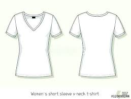 Free T Shirt Template Illustrator Vector Polo Illustration Long