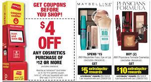 makeup ideas makeup cvs coupon 4 12 cosmetics cvs coupon free