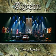 ayreon the theater equation review