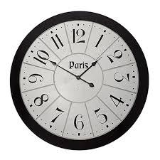 parisian giant wall clock australia