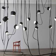 modern industrial lighting. Nordic Drum Droplights White/Black Modern Industrial Pendant Lights Fixture Home Lighting Restaurant Shops Cafes Hanging Lamps-in From