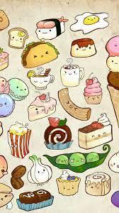 Cute Foods Wallpapers - Wallpaper Cave