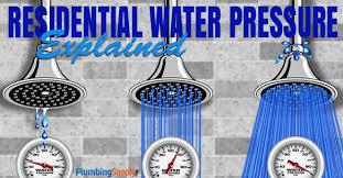 <b>Residential Water Pressure</b> Explained