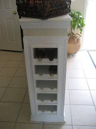 Integrated Wine Cabinet How To Combine Ikea Items To Build Your Own Wine Rack
