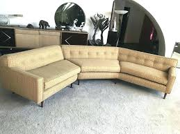 vintage mid century modern couch. Mid Century Sectional Medieval Couch Modern Sofa Restored Gold Threads Vintage Retro . H