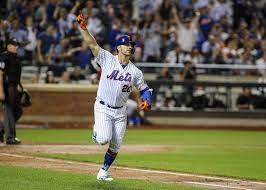 New York Mets: Pete Alonso living a ...