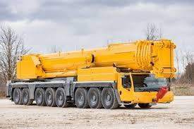 Liebherr Crane Load Chart Liebherr Ltm 1450 8 1 Specifications Load Chart 2018 2019