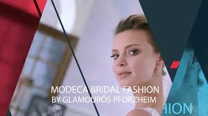 Brautmode 2017 by Glamourös - YouTube