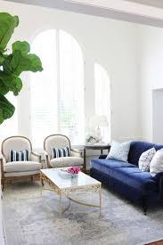 Blue Sofa Best 25 Blue Velvet Sofa Ideas On Pinterest Navy Blue Velvet