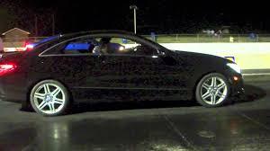 Mercedes E550 coupe vs. Dodge Charger SRT8 - YouTube