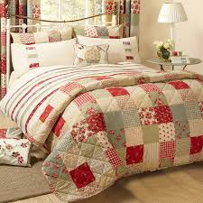 Red Kite Bedding Set ~ Tokida for . & Dreams N Drapes Petticoat Patchwork Applique Quilted ... â?¤. Red Kite Bedding  ... Adamdwight.com