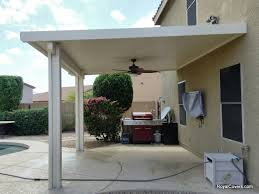 Solid Patio Covers Archives Interesting Aluminum Wood Patio Cover