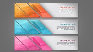 Banner In Web Design Designing A Simple Web Banner In Photoshop Web Design Tips